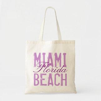 Miami Beach la Florida Bolsa Tela Barata