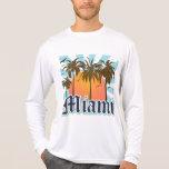 Miami Beach la Florida FLA Camisetas