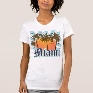 Miami Beach la Florida FLA Playeras