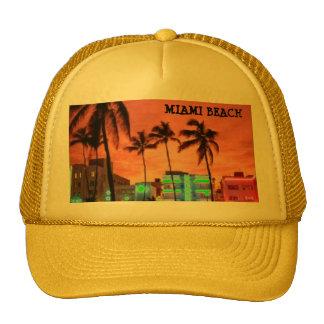 Miami Beach, la Florida Gorro
