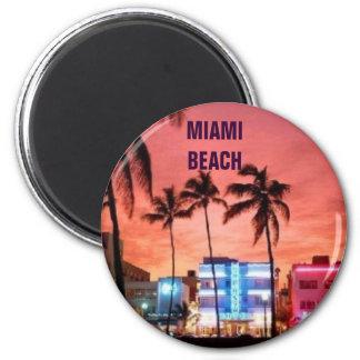 Miami Beach, la Florida Imanes