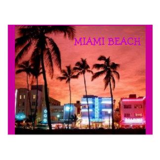 Miami Beach, la Florida Postal
