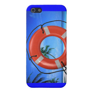 MIAMI BEACH LIFE SAVER iPhone SE/5/5s COVER