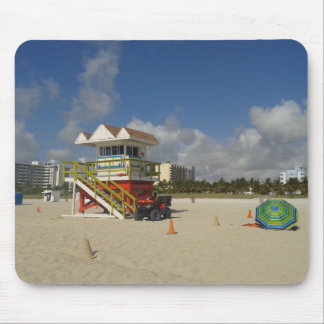 Miami Beach Lifeguards Ocean Patrol #05 Mouse Pad