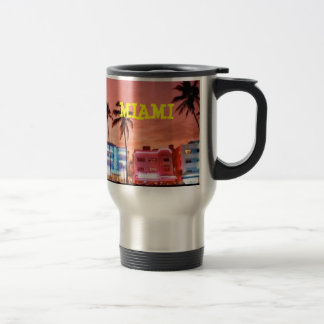 MIAMI beach Mugs