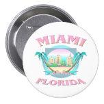 Miami Beach Pin