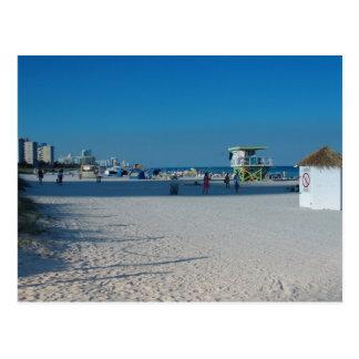 Miami Beach Postcard