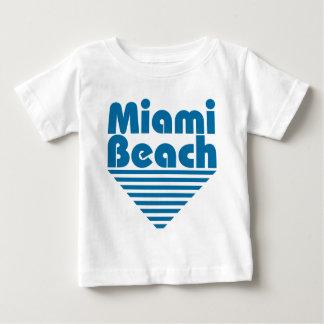 Miami Beach Retro by U.S. Custom Ink T Shirt