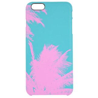 Miami Beach Summer Tropical Clear iPhone 6 Plus Case