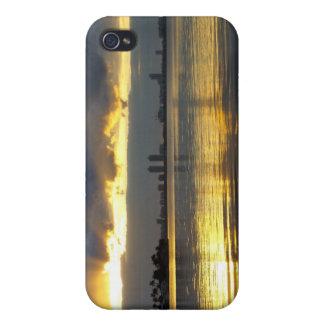 Miami Beach Sunrise iPhone 4/4S Case