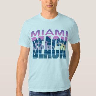 Miami Beach T Shirt