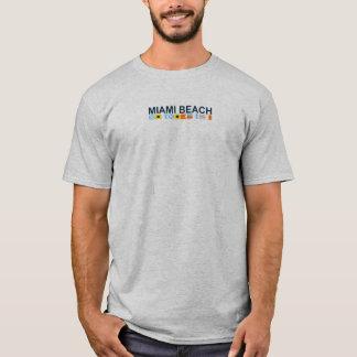 Miami Beach. T-Shirt