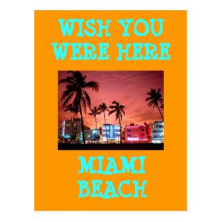 MIAMI BEACH POSTAL