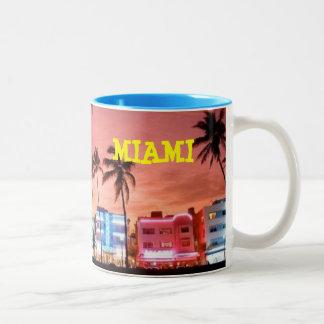 Miami Beach Tazas De Café