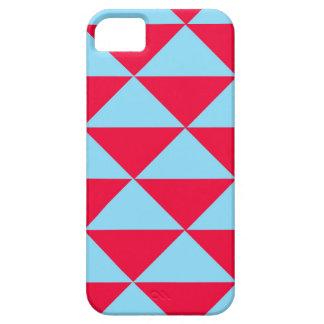 Miami Beach Triangles iPhone SE/5/5s Case