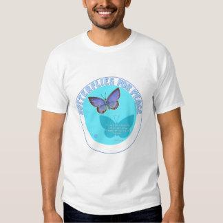 "Miami Blue ""Butterflies for Peace"" #2 Shirt"