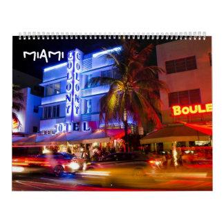Miami Calendario