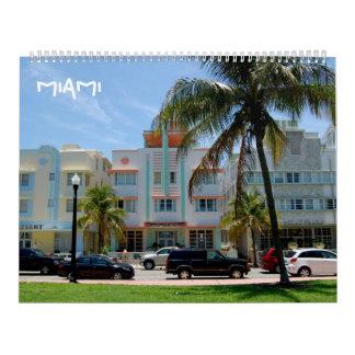 Miami Calendarios