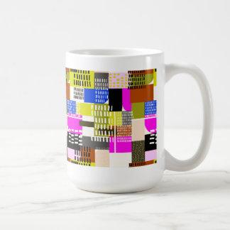Miami céntrica taza