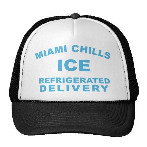 Miami Chills Trucker Hat