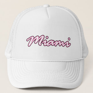 Miami - City Inspired Hat