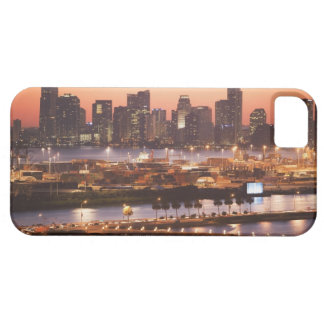 Miami Cityscape iPhone SE/5/5s Case