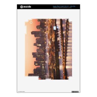 Miami Cityscape Skin For iPad 3