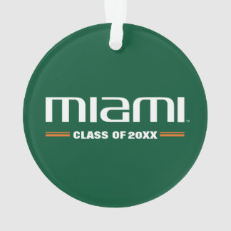 Miami Class Year