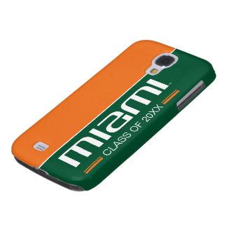 Miami Class Year Galaxy S4 Case