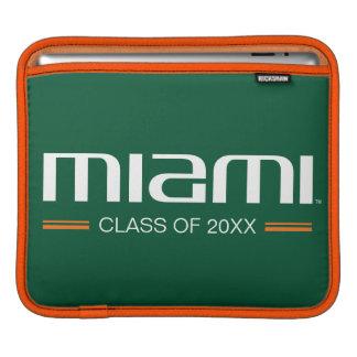 Miami Class Year iPad Sleeve