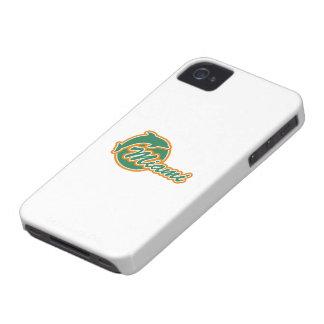 Miami con la casamata de la identificación del Case-Mate iPhone 4 protectores