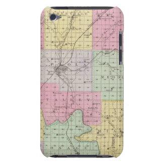 Miami County, Kansas iPod Touch Case