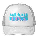 """""""Miami Diva"""" Hat"""
