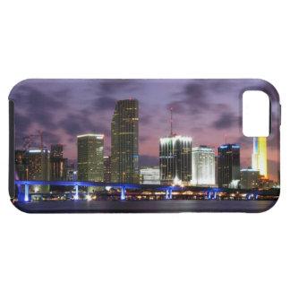 Miami Evening Skyline iPhone 5 Case