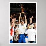 MIAMI, FL - 12 DE JUNIO: Dirk Nowitzki #41 del Póster