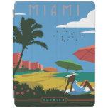 Miami, FL iPad Cover