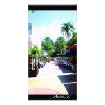 Miami, Fl Picture Card