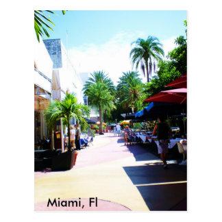Miami, Fl Postcards