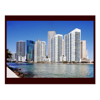 Miami Florida A City for All Seasons Postcards