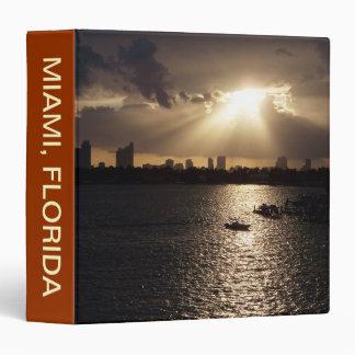 Miami, Florida Binder
