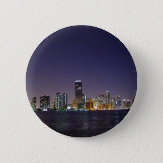 Miami Florida Button
