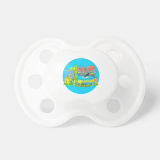 miami florida city 2 travel png pacifier