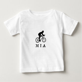 Miami Florida City Cycling Acronym MIA T-shirt