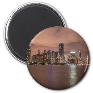 Miami Florida city Magnet