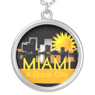 Miami Florida Necklace