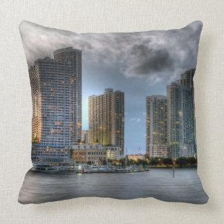 Miami, Florida Pillow