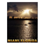 Miami, Florida Post Card