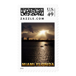 Miami, Florida Postage