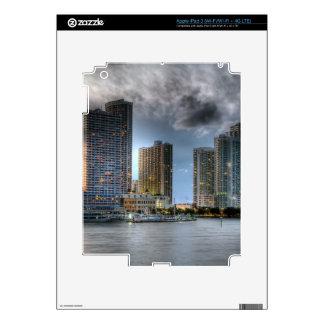 Miami, Florida iPad 3 Decals