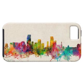 Miami Florida Skyline Cityscape iPhone 5 Cover